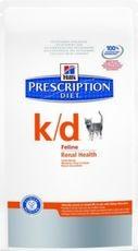 Hills cat k/d renal healht 400g