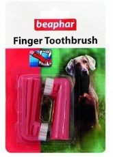 Beaphar dog ZUBNÍ kartáček na prst