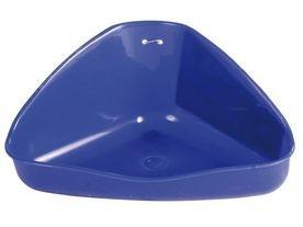 WC pro MALÉ HLODAVCE rohové 16×7 ×12 cm