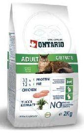 ONTARIO cat CASTRATE 2kg