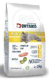 ONTARIO cat INDOOR 2kg