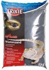 Trixie tera podestýlka písek pouštní černý 5kg