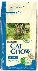 PURINA cat chow ADULT tuňák/losos 15kg