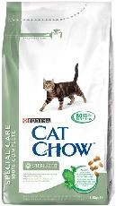 PURINA cat chow STERILIZED 15kg