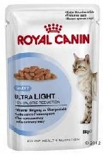 Royal Canin cat kapsa ULTRA LIGHT 85g