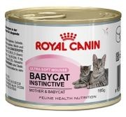 Royal Canin cat pěna BABY CAT 195g