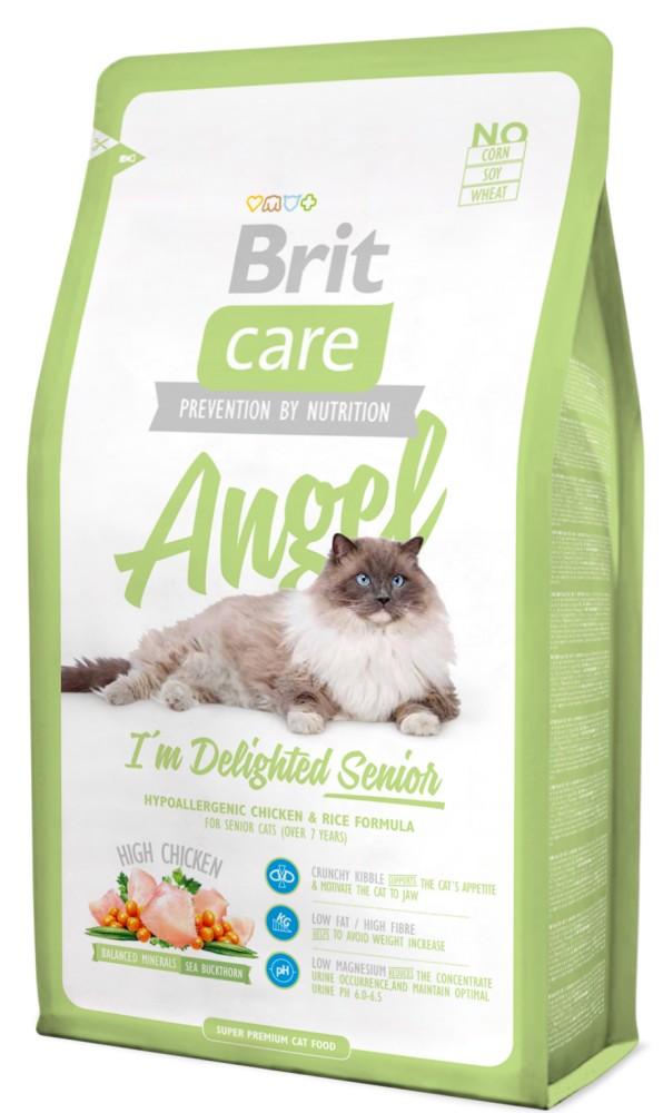 BRIT CARE cat SENIOR - ANGEL 2kg