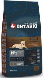 ONTARIO LOW ACTIVITY lamb 2,5kg