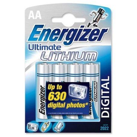 Energizer Ultimate Lithium 4 KS
