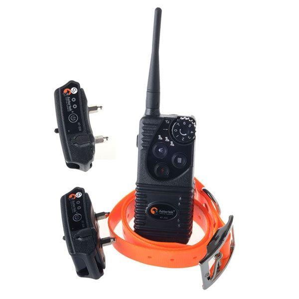 Zánovní výcvikový obojek Aetertek AT 216S pro dva psy