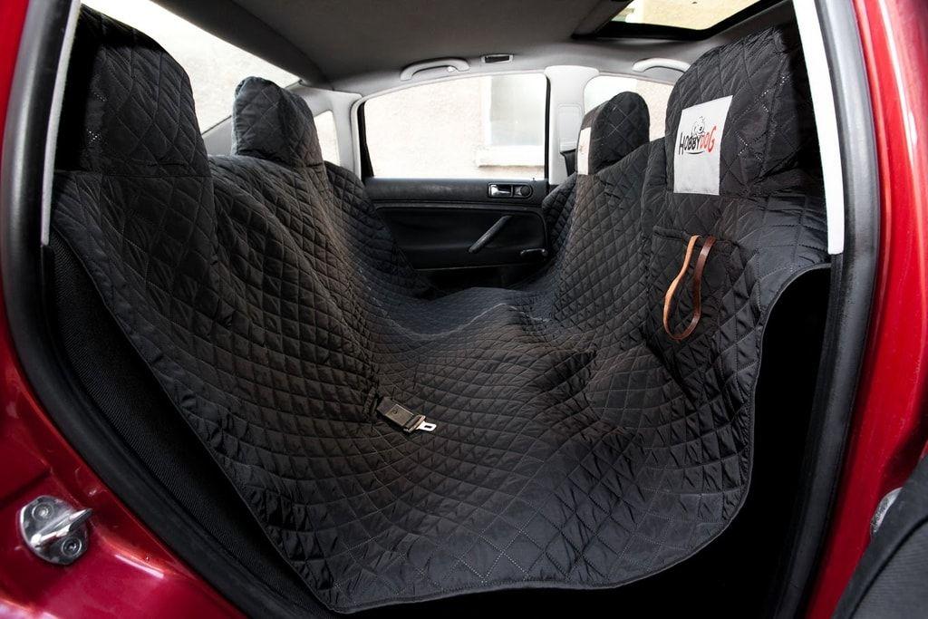 Reedog ochranný autopotah do auta pro psy - černý - XL