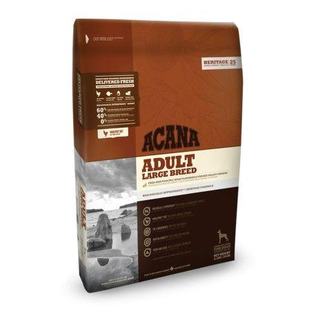 ACANA HERITAGE ADULT LARGE BREED - 17kg