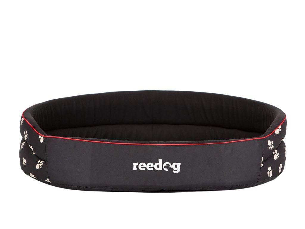 Pelíšek pro psa Reedog Pianki Black - 4XL