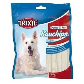 Trixie dog poch. KauChipsLight VELKÉ 100g