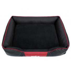 Pelíšek pro psa Reedog Black & Red Luxus