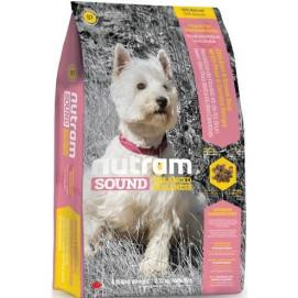S7 Nutram Sound Adult Dog Small Breed - pro dospělé psy malých plemen 2,72 kg