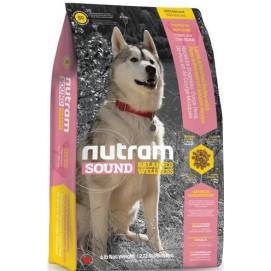 S9 Nutram Sound Adult Dog Lamb - pro dospělého psa, z jehněčího masa 2,72 kg