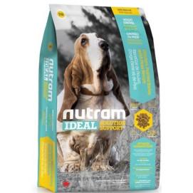 I18 Nutram Ideal Weight Control Dog - pro dospělé psy – kontrola váhy 2,72 kg