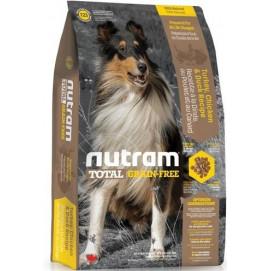 T23 Nutram Total GrainFree Turkey Chicken Duck, Dog - bezobilné krmivo, krůta, kuře a kachna, pro psy 2,72 kg