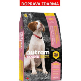 S2 Nutram Sound Puppy - pro štěňata 13,6 kg