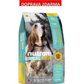 18 Nutram Ideal Weight Control Dog - pro dospělé psy – kontrola váhy 13,6 kg