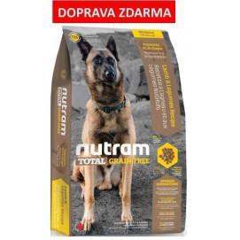 T26 Nutram Total Grain-Free Lamb & Legumes, Dog - bezobilné krmivo, jehněčí a luštěniny, pro psy 13,6 kg