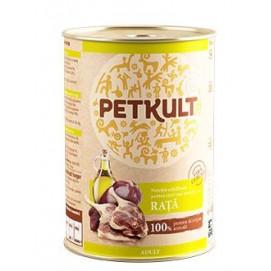 PETKULT dog konz. ADULT 800g  Kachna (5+1)