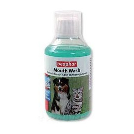Beaphar MOUTH wash 250ml (ústní voda)