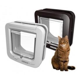 Dvířka pro kočky s mikročipem SureFlap