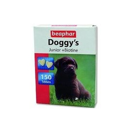 Beaphar dog poch.doggys JUNIOR 150tbl