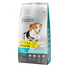 Nutrilove Junior small/medium