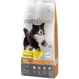 NUTRILOVE pes ADULT large 12 kg