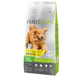 NUTRILOVE pes Senior
