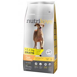 NUTRILOVE pes ACTIVE