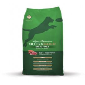 NUTRAGOLD GF DUCK/sweet/potato 13,6kg