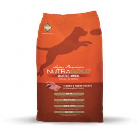 NutraGold Turkey&Sweet Potato GRAIN FREE 13,6 KG