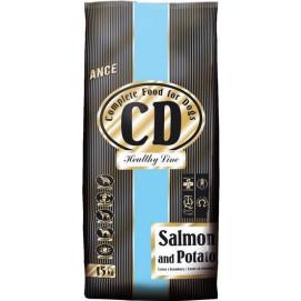 DELIKAN dog C/D Salmon, potato