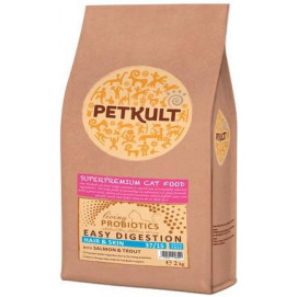 PETKULT cat PROBIOTICS Hair skin