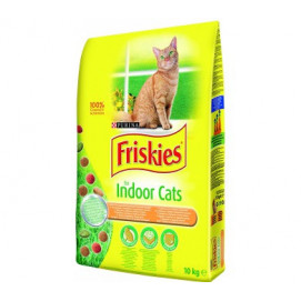 FRISKIES cat suché INDOOR 10kg