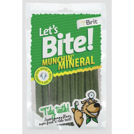 BRIT let's dog MUNCHIN MINERAL 105g