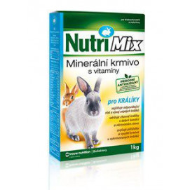 nutrimix králik