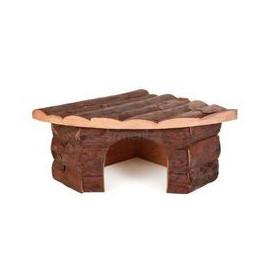 Trixie hlod. DŮM dřevěný JESPER křeček 22x10x15cm
