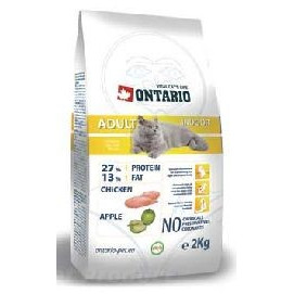 ONTARIO cat INDOOR 2kg