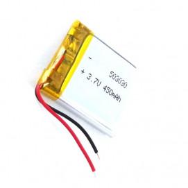 Akumulátor do přijímače a vysílače Petrainer PET 998DR, 998B, 619