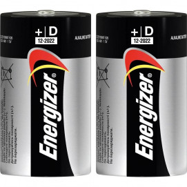 Baterie Energizer LR20 D 2ks