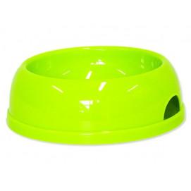 Miska DOG FANTASY plastová zelená 17 cm 770ml