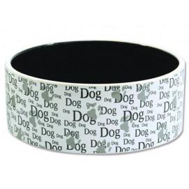 Miska DOG FANTASY keramická potisk Dog 16 cm 750ml