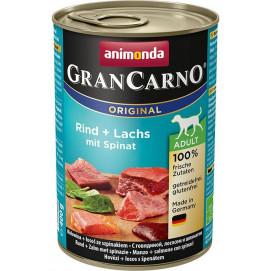 ANIMONDA Gran Carno hovězí/losos/špenát 400g