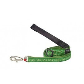 Vodítko RD COSMOS green 1,2cm/1,8m