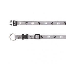 Obojek (trixie)SILVER REFLECT 1,5cm/30-45cm